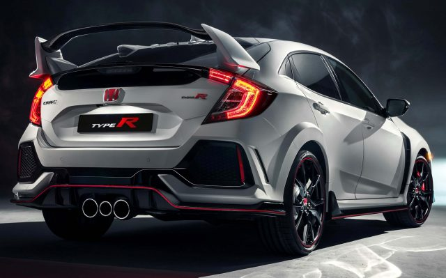 2018 Honda Civic Type R vs Si: Differences in side-by-side ...