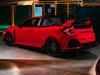 Honda Civic Type R Pickup Concept - rear, red