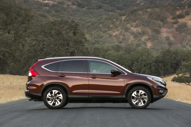 RM Honda CR-V MY2015 facelift - side