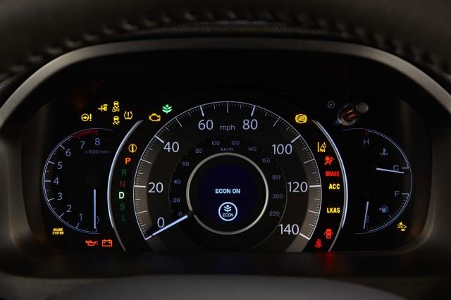 RM Honda CR-V MY2015 facelift - instrument panel