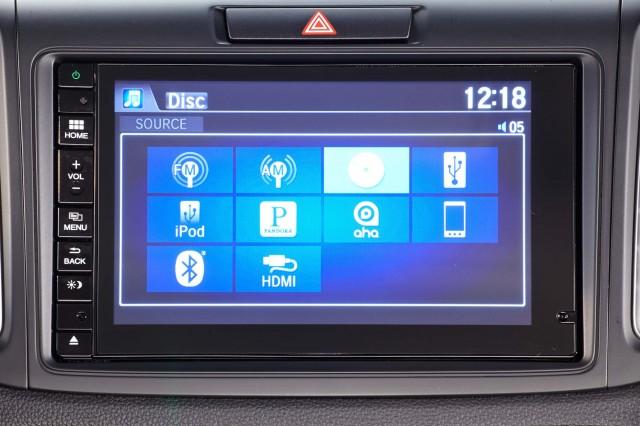 RM Honda CR-V MY2015 facelift - infotainment screen