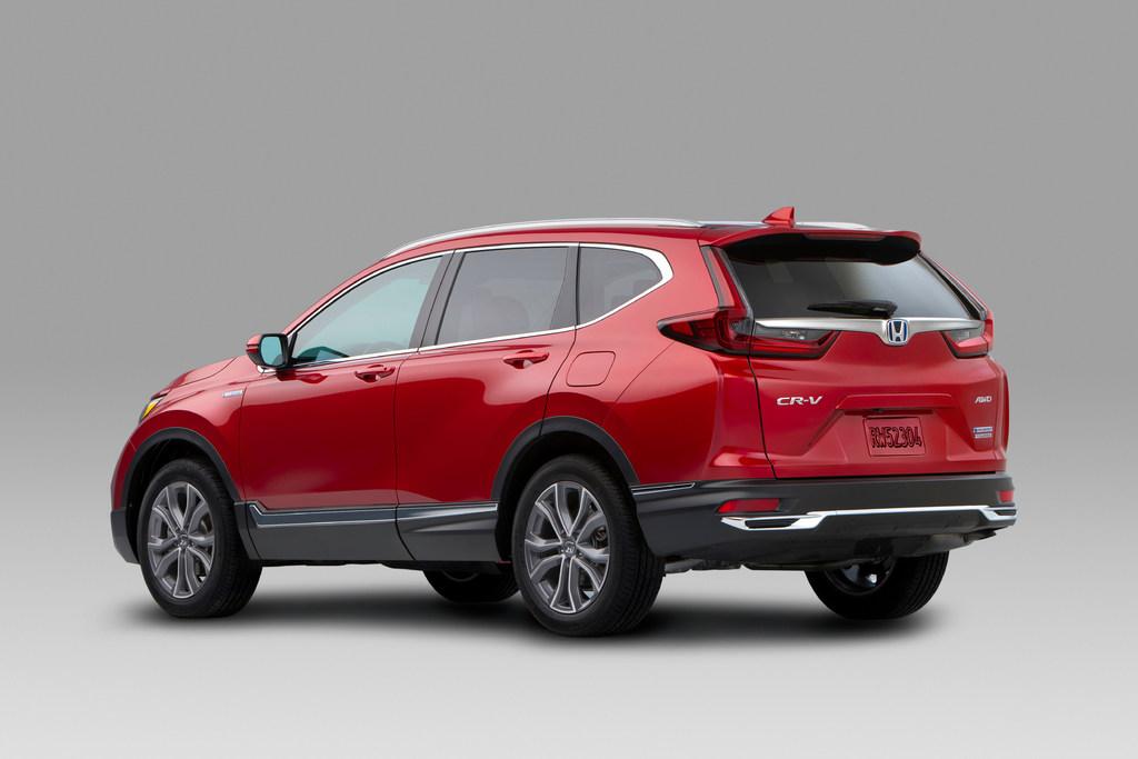 2020 Honda CR-V Hybrid facelift
