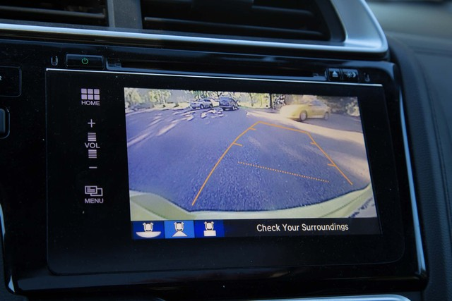 2015 Honda Fit EX - backup camera