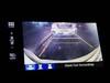 2015 Honda Fit EX - backup camera, night, field of view #2