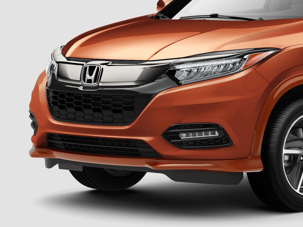 2019 Honda HR-V facelift - new grille, LED headlamps