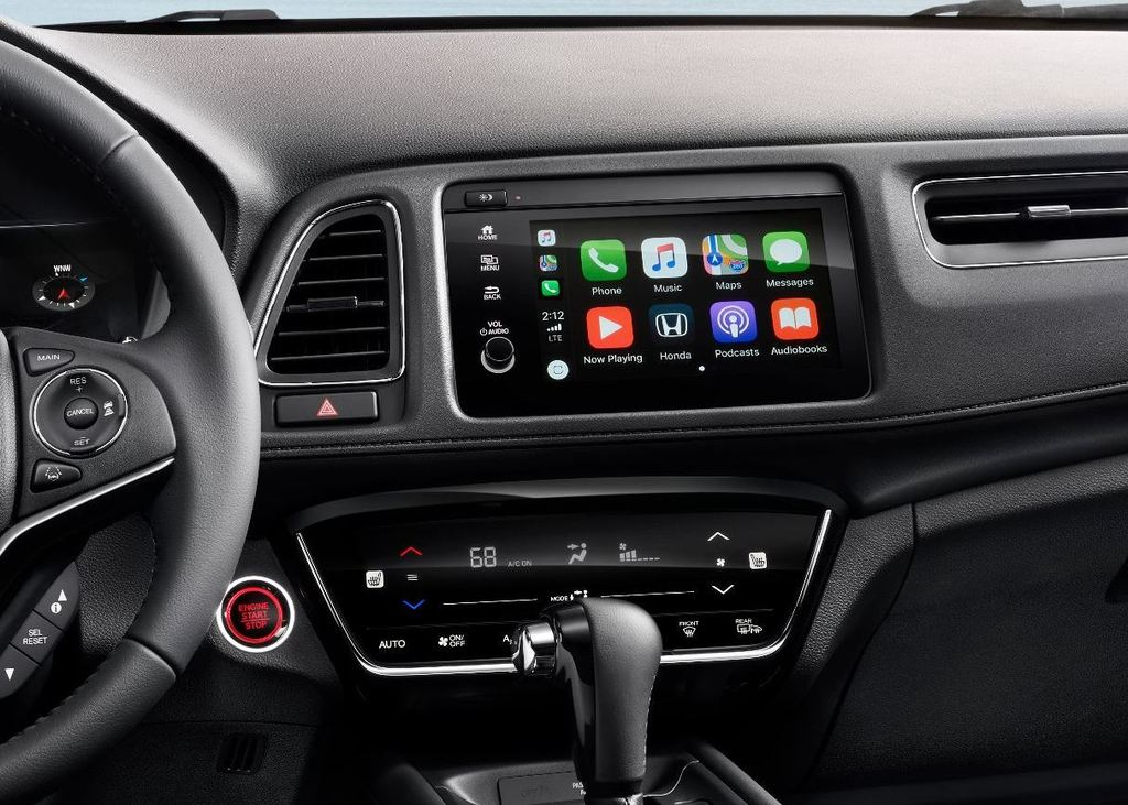 2019 Honda HR-V facelift - Display Audio infotainment