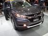 2016 Honda HR-V EX-L front