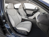 2019 Honda Insight - front seats, white leather