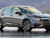 2019 Honda Insight - front, gray