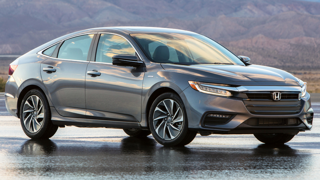 Third Gen Accord >> 2019 Honda Insight production begins in Indiana | Between the Axles