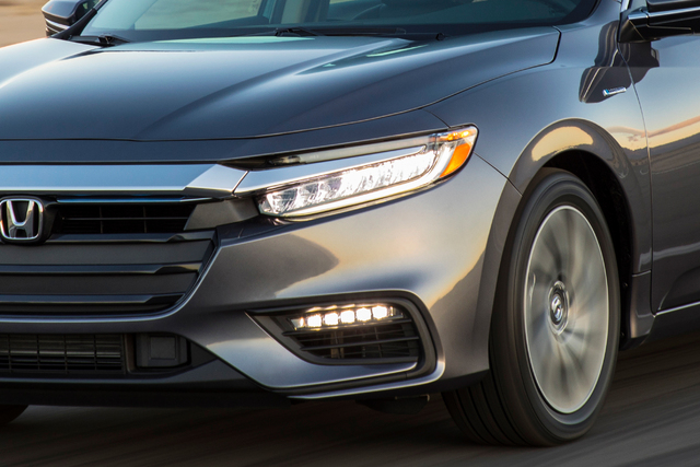 2019 Honda Insight - headlamps