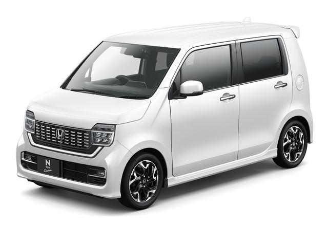 2019 Honda H-Wgn Custom