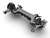 2019 Honda Odyssey - Rear Suspension