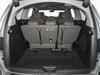 2019 Honda Odyssey - trunk space, rear seats up