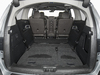 2019 Honda Odyssey - rear and middle seats down, trunk space