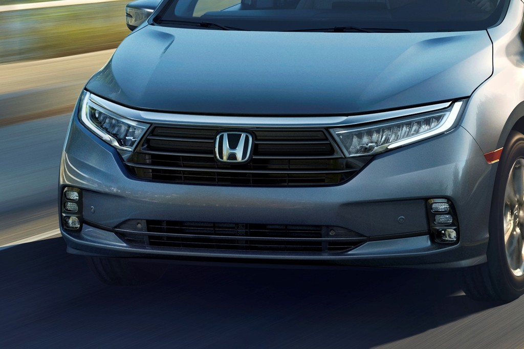 2021 Honda Odyssey vs 2019-2020: Facelift changes ...