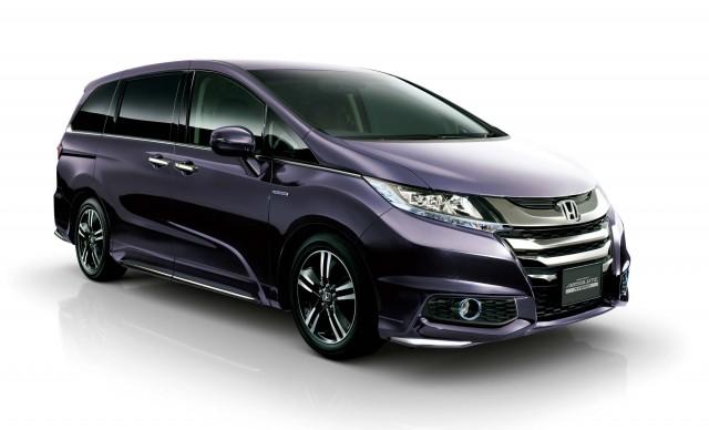 2016 Honda Odyssey Absolute