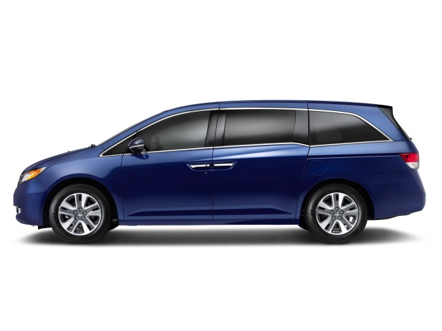 2018 honda side by side. Simple Side 2016 Honda Odyssey Touring Elite  Side Intended 2018 Honda By