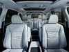 2019 Honda Pilot facelift - front seats