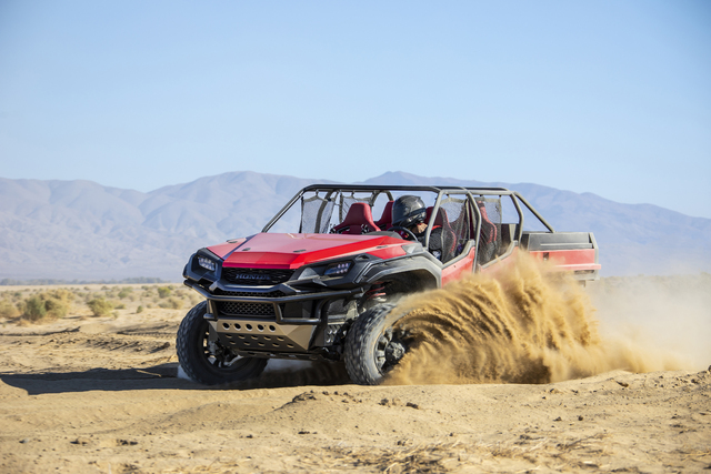 Honda Rugged Open Air Vehicle Concept for 2018 SEMA Show
