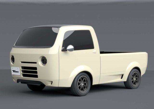 Honda T880 Concept 2017 Tokyo Auto Salon Photos