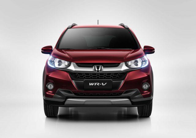 2017 Honda WR-V - front