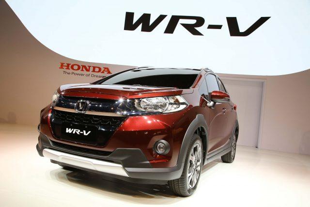 2017 Honda WR-V