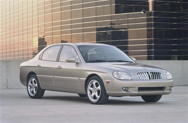 1998 Hyundai Avatar concept