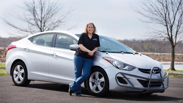 2013 Hyundai Elantra - Farrah Haines, 1 million miles