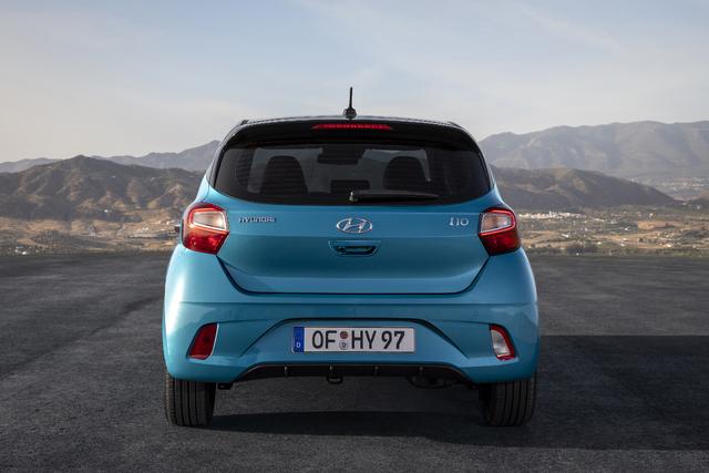 Hyundai i10 (2020, LA, third generation, EU) photos ...