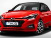 2018 Hyundai i20 facelift - front, grille