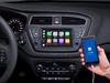 2018 Hyundai i20 facelift - infotainment system