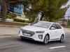 2020 Hyundai Ioniq Hybrid facelift