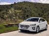 2020 Hyundai Ioniq Plug-in Hybrid facelift