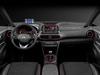 2019 Hyundai Kona Iron Man Edition - interior, dashboard