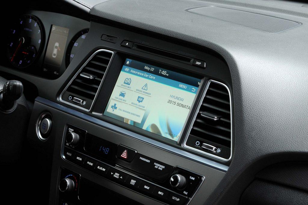 2015 Hyundai Sonata 2.0T