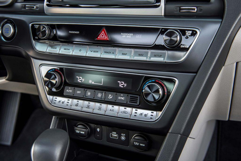 2018 Hyundai Sonata facelift