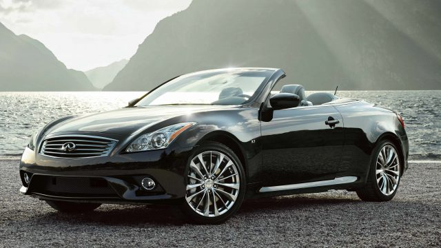 V37 Infiniti Q60 Convertible M And Amg Competitors All Axed