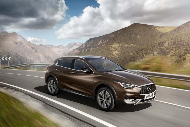 2017 Infiniti Qx30 Vs 2017 Q30 What Are The Differences