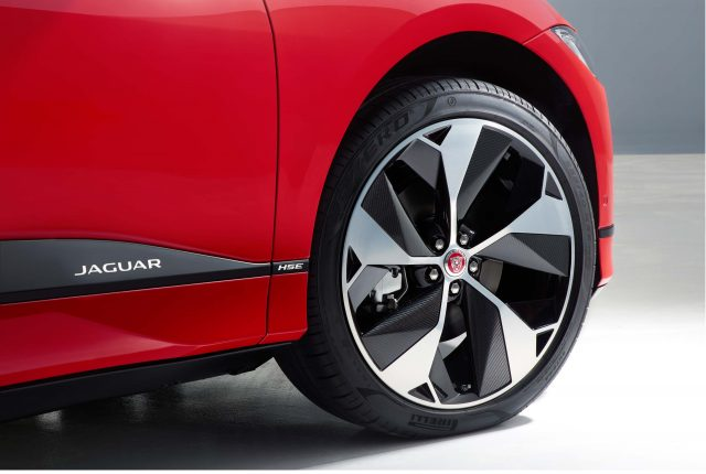 2018 Jaguar I-Pace - wheels