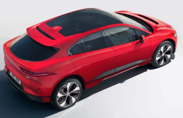 2018 Jaguar I-Pace - panoramic roof