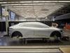 Jaguar I-Pace full size clay model