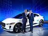Jaguar I-Pace Waymo self-driving car