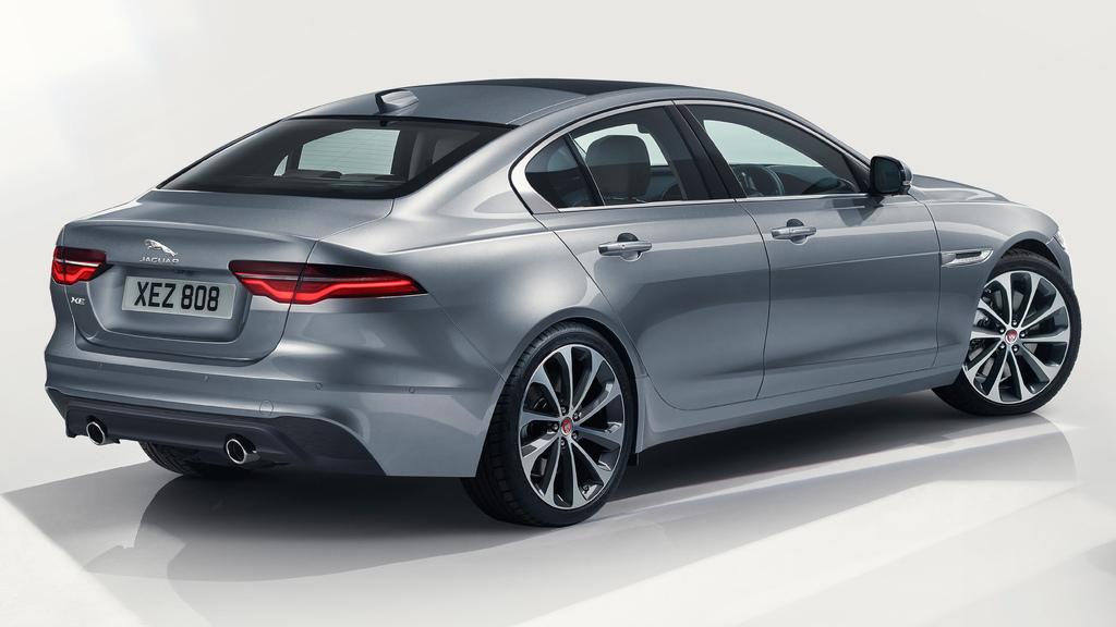Jaguar Xf 2020 Facelift - 2020 Car Wallpaper