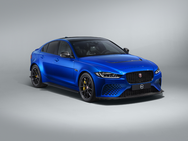 2019 Jaguar XE SV Project 8 Touring