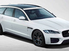 2019 Jaguar XF Chequered Flag