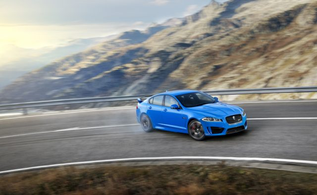 Jaguar Xfr S 2013 X250 Photo Gallery Between The Axles