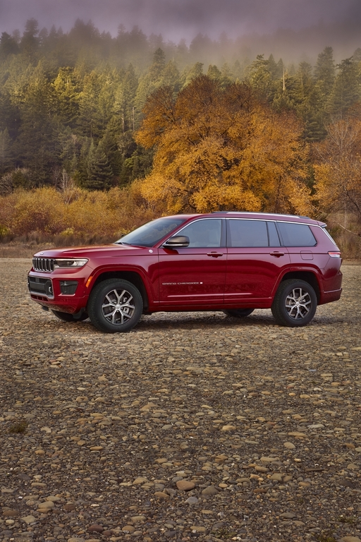 2021 Jeep Grand Cherokee vs 2016-2020: Changes & differences