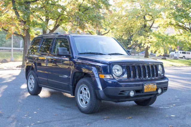 jeep patriot sport 4 4 mk 2015 2 4l us review car. Black Bedroom Furniture Sets. Home Design Ideas