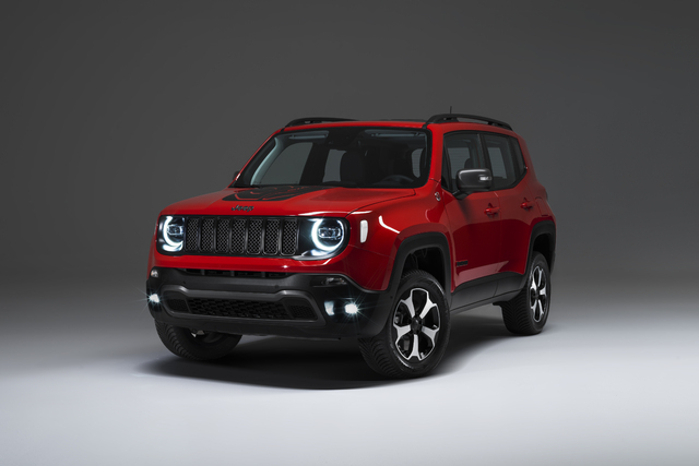 2020 Jeep Renegade Plug-in Hybrid